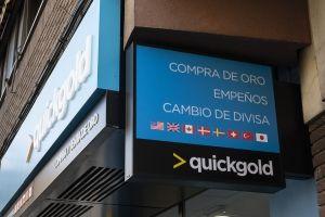 Tienda Quickgold Archiduque Carlos