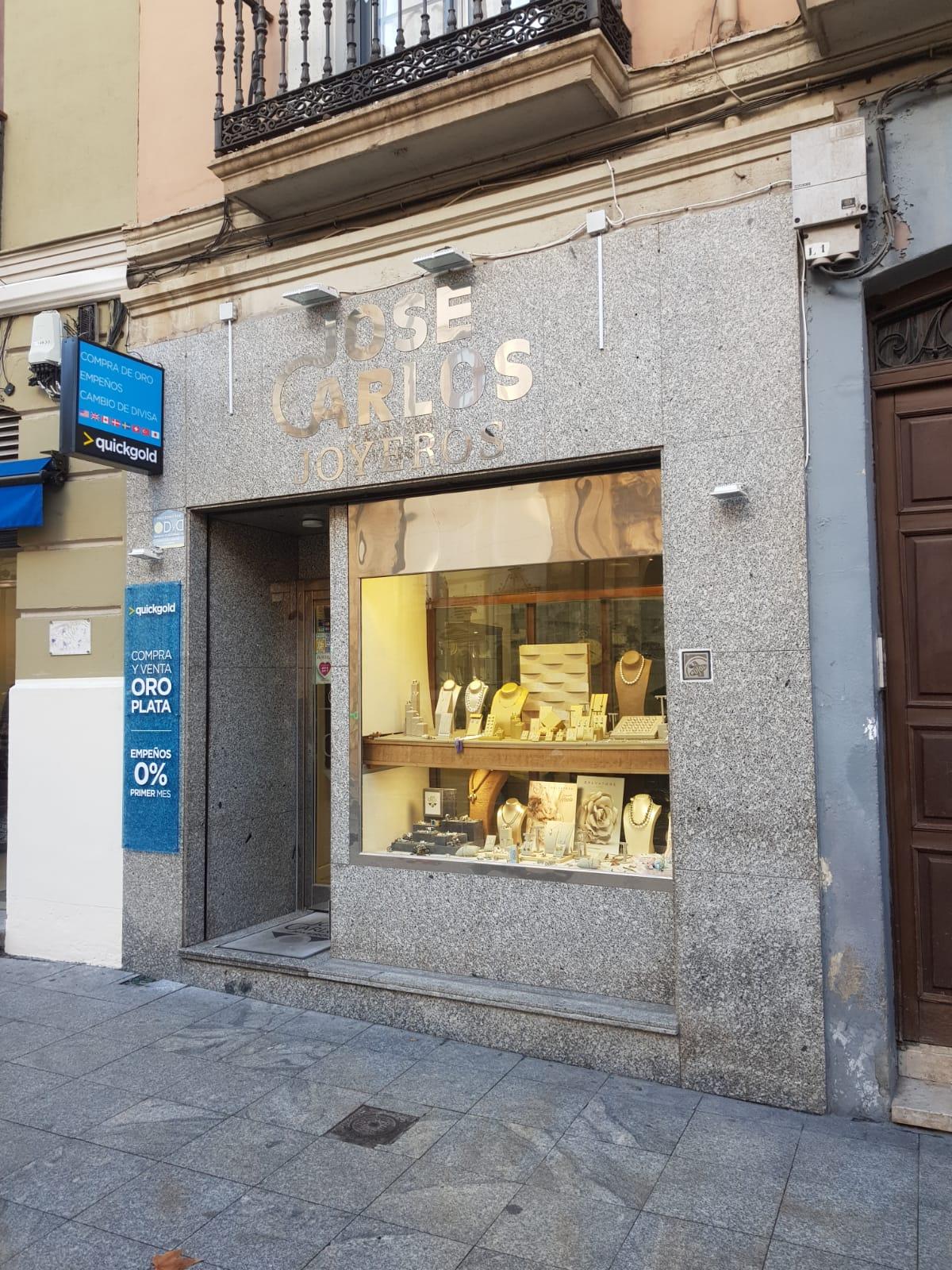 Tienda Quickgold Valladolid