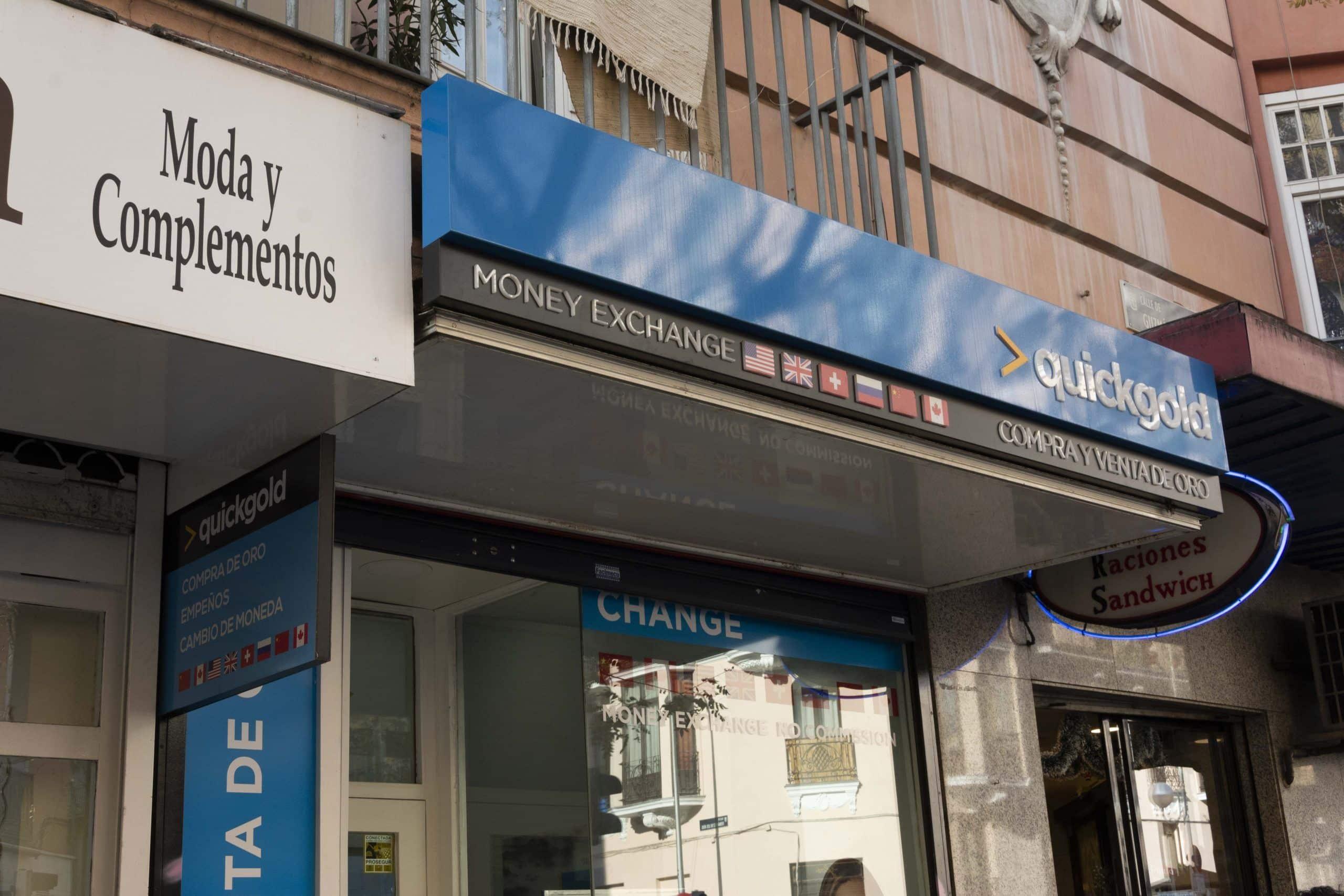 Tienda Quickgold Guzmán el Bueno