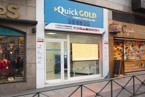 Tienda Quickgold Tetuán