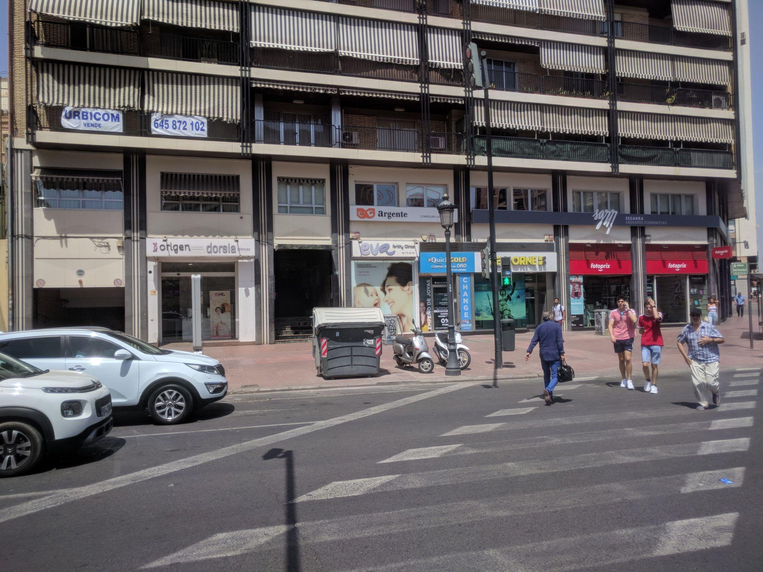 Tienda Quickgold Plaza España