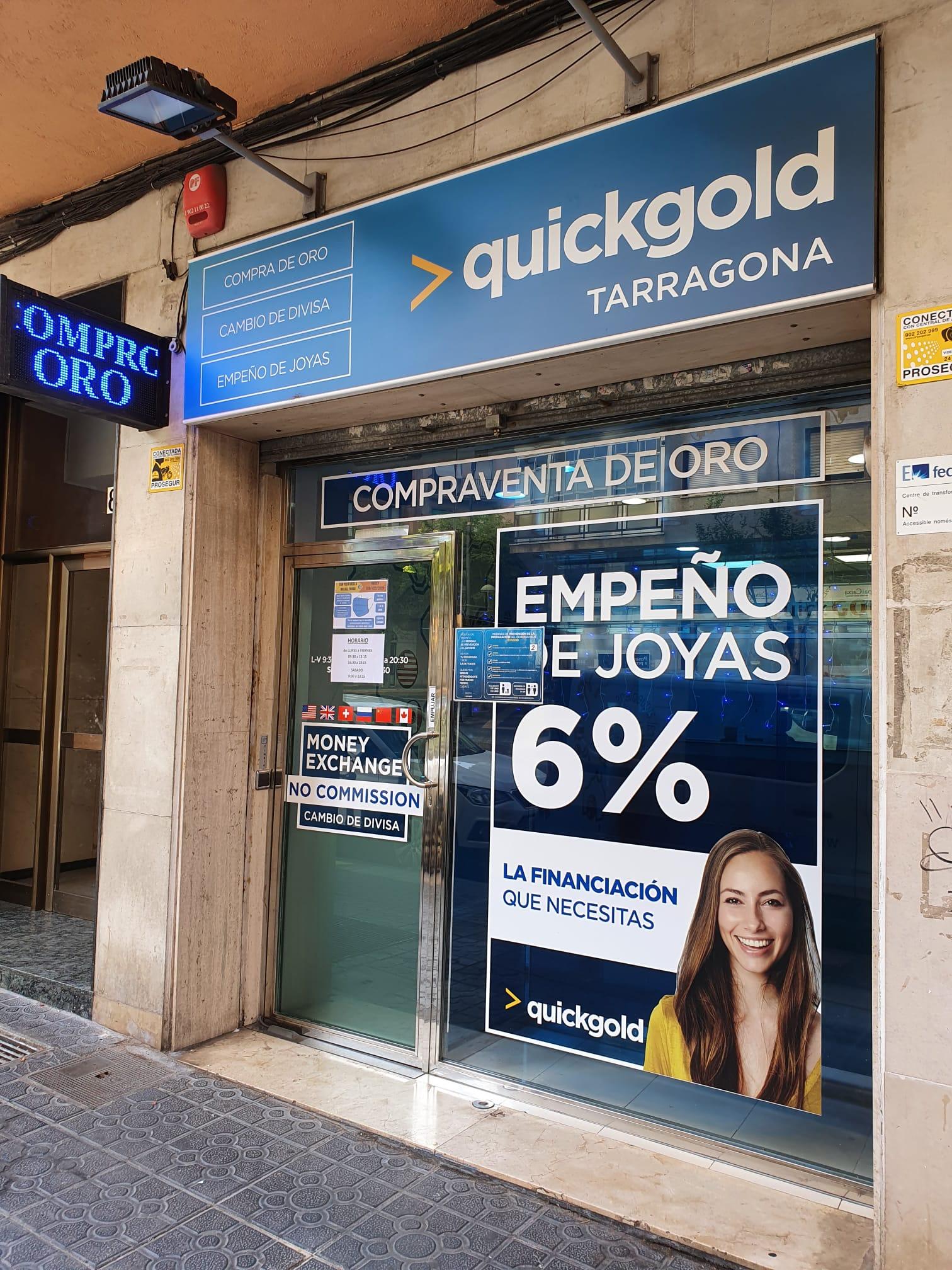 Quickgold tarragona