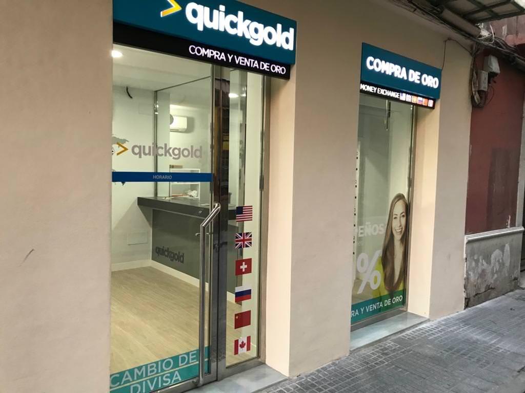 Tienda Quickgold Álamos
