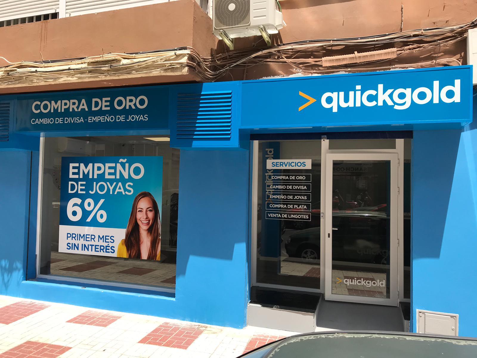 Tienda Quickgold Camino Suárez