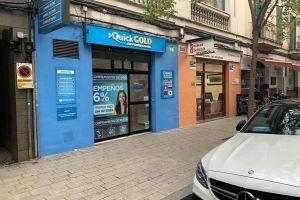 Tienda Quickgold Antonio Marqués