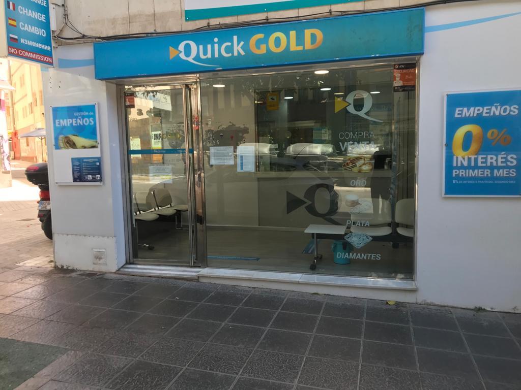 Tienda Quickgold Almería