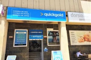 Tienda Quickgold La Aurora en Málaga