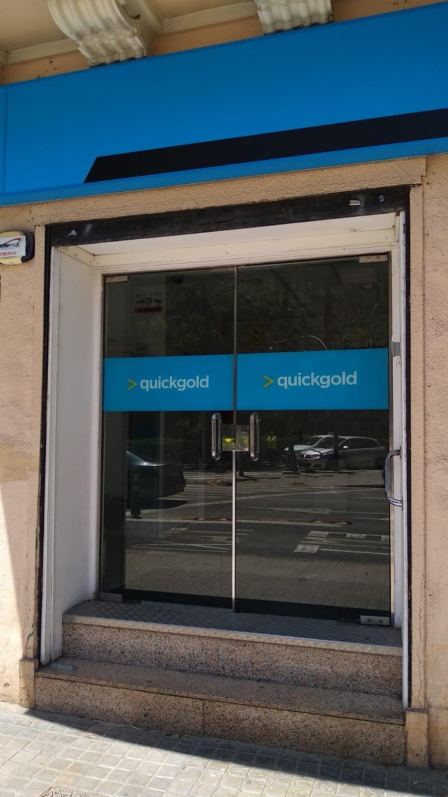 Tienda Quickgold Antiguo Reino