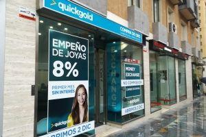 Tienda Quickgold Cartagena