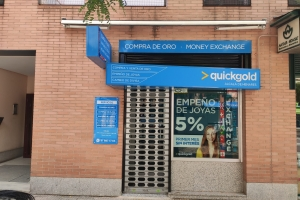 Tienda Quickgold Alcalá de Henares