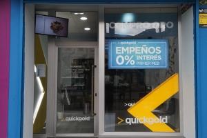 Exterior Tienda Quickgold Gijón