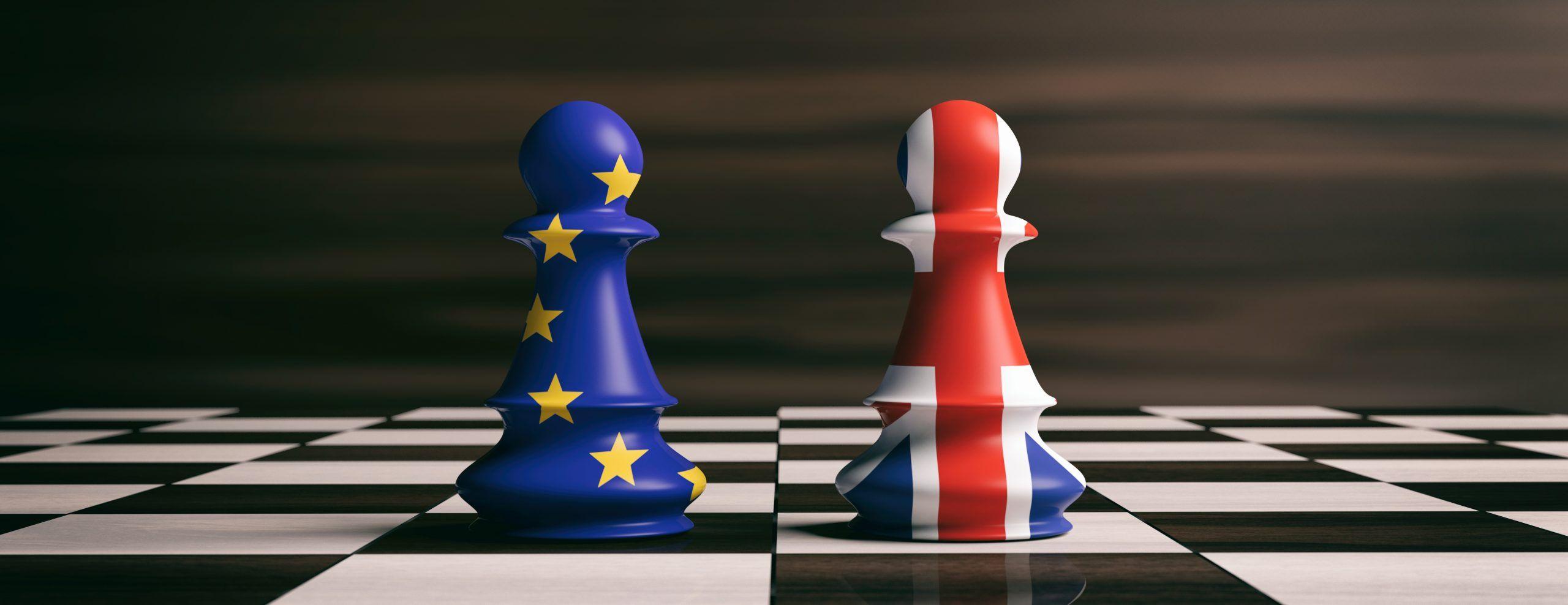 Separación Reino Unido de Europa